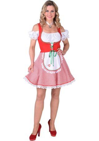 08e21762d3d369 Oktoberfest Kleding zoals Tiroler Dirndl Jurkjes en Lederhosen