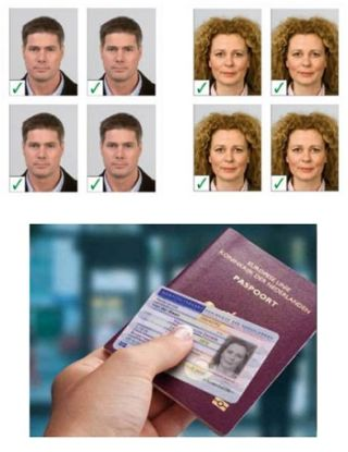 pasfoto's maken utrecht